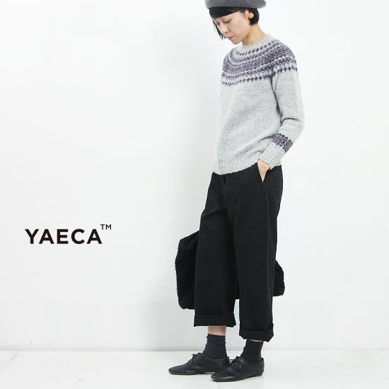 YAECA(ヤエカ) SET UP PANTS