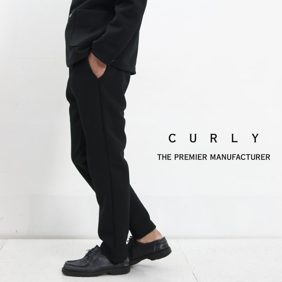 CURLY (カーリー) TRACK TROUSERS