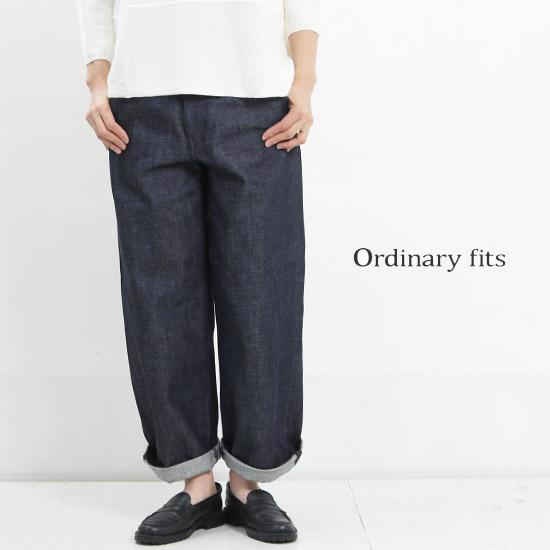Ordinary Fits (オーディナリーフィッツ) LOG DENIM