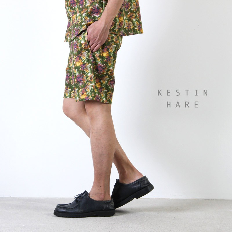 KESTIN HARE (ケスティンエア) FORMBY SHORT