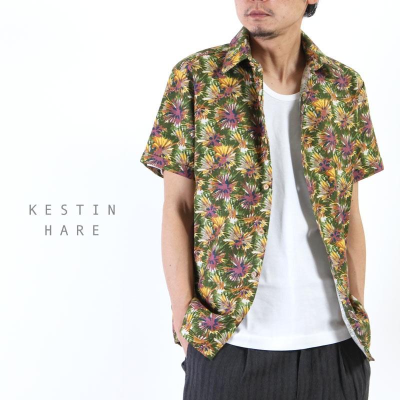 KESTIN HARE (ケスティンエア) TYNEMOUTH SHIRT