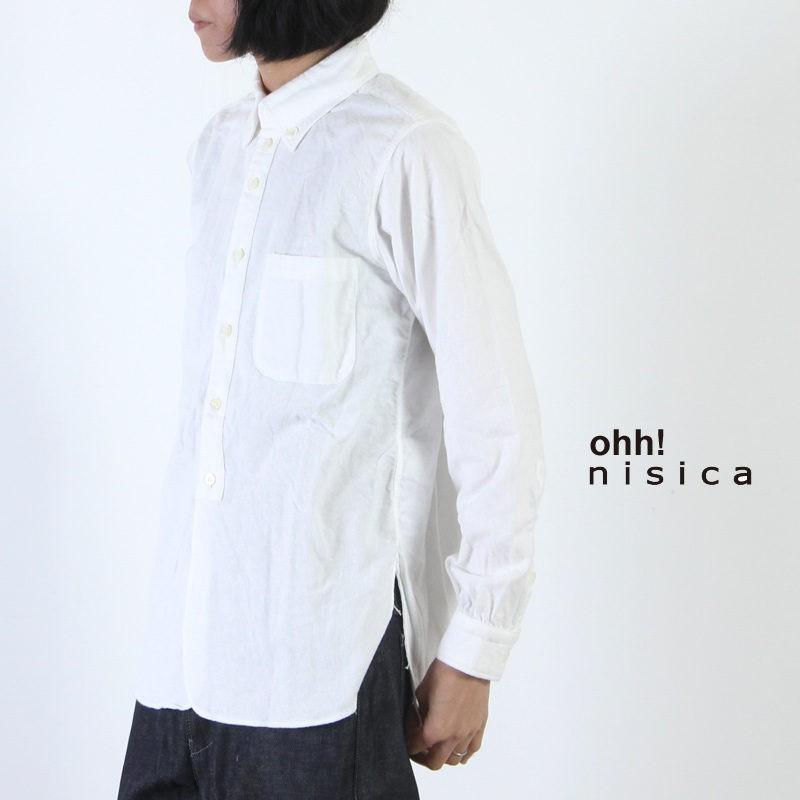 ohh nisica (オオニシカ) ohh!nisica オオニシカボタンダウンシャツ