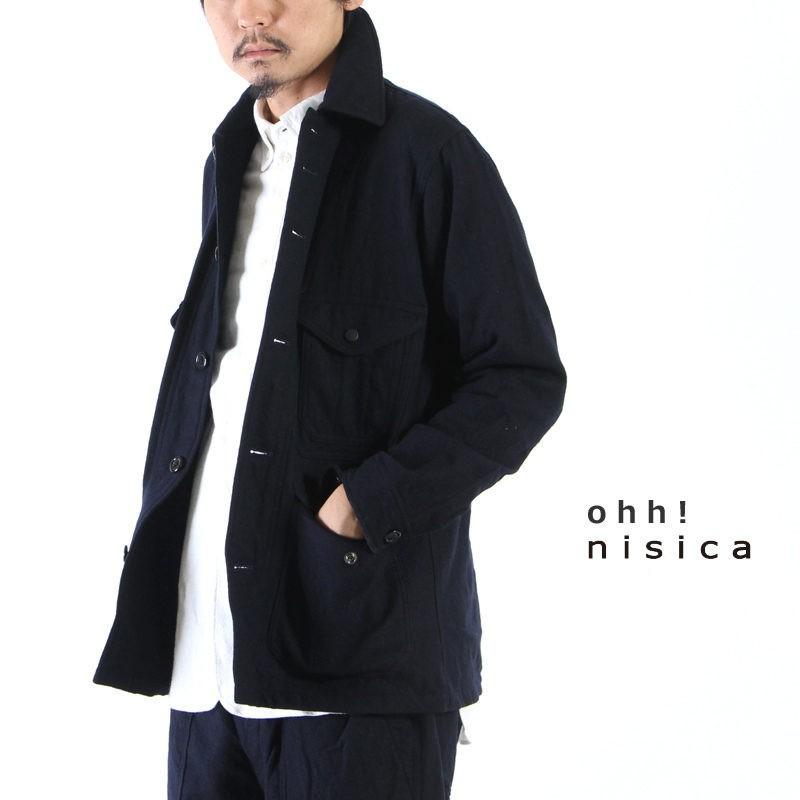 nisica(ニシカ) ohh!nisica クルーザージャケット