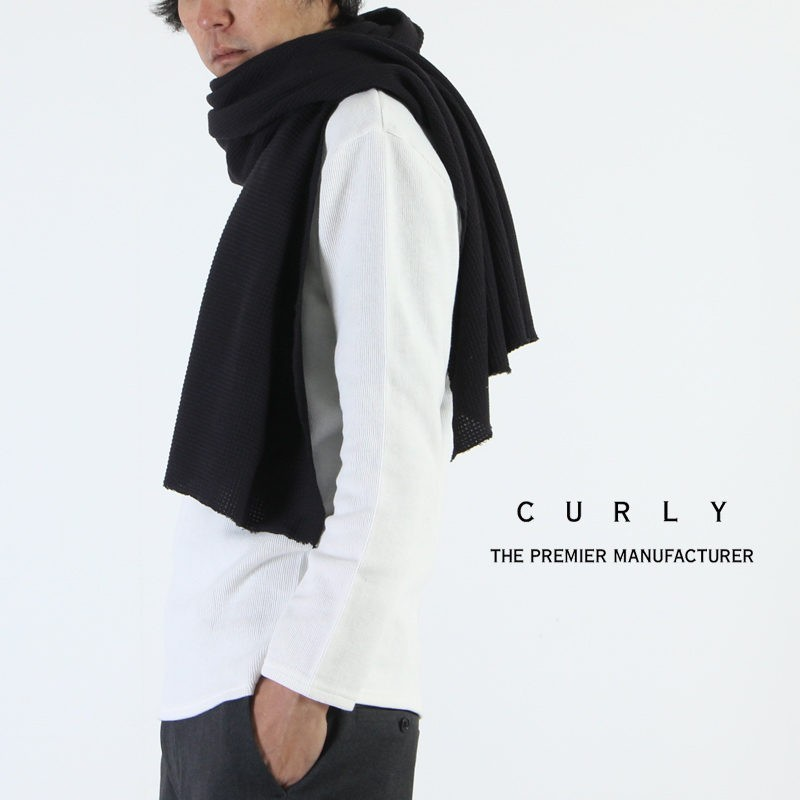 CURLY(カーリー) CLOUDY STOLE