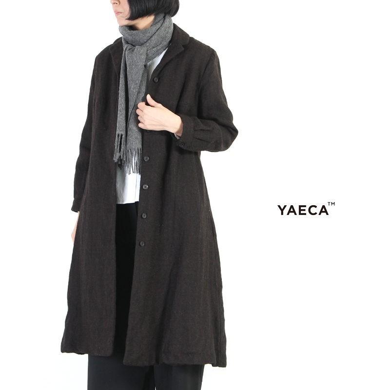 YAECA (ヤエカ) WOOL LONG COAT