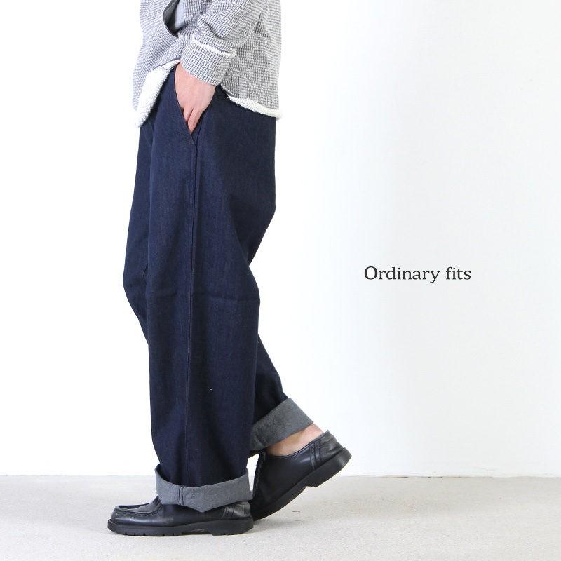 Ordinary Fits (オーディナリーフィッツ) NEW PARK TROUSER denim