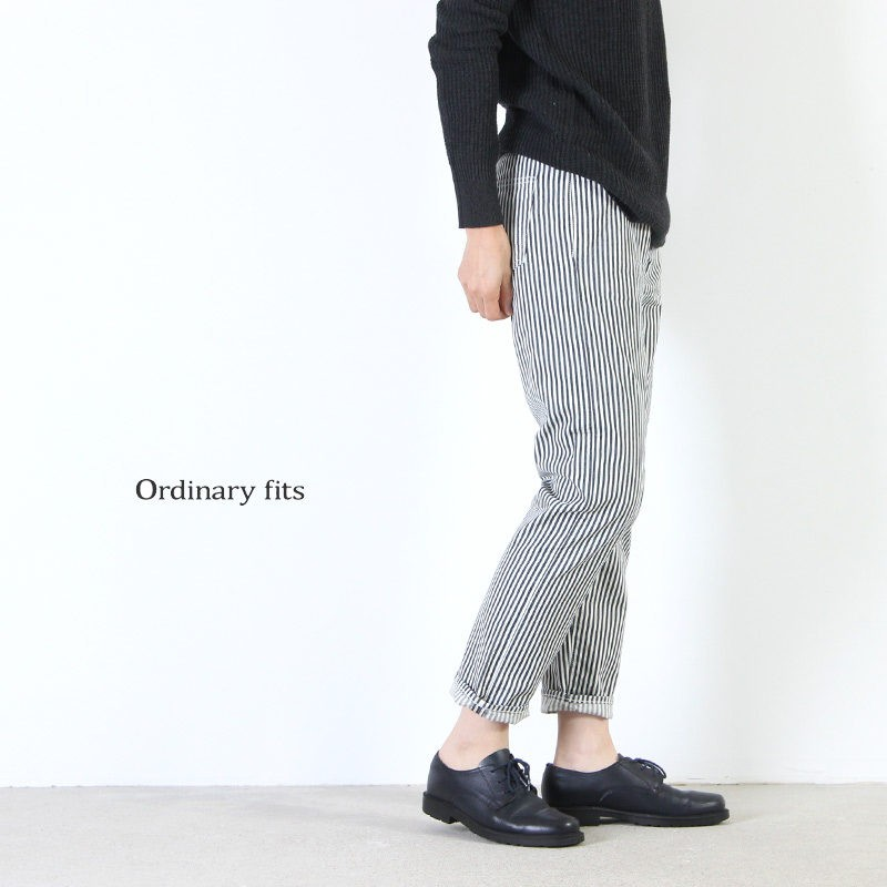 Ordinary Fits (オーディナリーフィッツ) 5POCKET ANKLE DENIM hickory